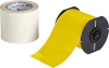 Brady ToughStripe B-483, B-634 Gloss Yellow Indoor Polyester Thermal Transfer Printable Floor Marking Tape with Overlaminate - 4 in Width - 100 ft Length - B30C-4000-483YL-KT -- 754473-93670