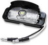 Grote 60691 MicroNova LED License Plate Light, Multi-volt, Black -- 47775 -Image