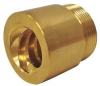 Acme Nut,Dia 1.25 In,10 Turns Per Inch -- 5JDH6