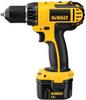 12V 3/8'' (10mm) Cordless Compact Drill/Driver Kit -- DC742KA