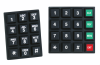 Sealed Construction Keypads -- Series 84LS - Image