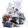 Tuf-R Polyethylene Flat Plastic Bags, 8