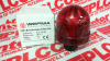 BEACON PANEL MOUNTING LED ROTATING 24VAC/DC RED -- 81613055