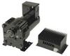 DC Gearmotor,Brushless,12 RPM,24VDC -- 6YHZ1 - Image