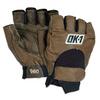 Half-Finger Lifter's Gloves - Medium -- GLV1025M