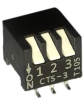 DIP Switches -- 193-3MSN-ND - Image