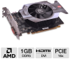 XFX HD-667X-ZWF4 Radeon HD 6670 Video Card - 1GB, DDR5, PCI- -- HD-667X-ZWF4