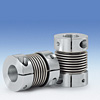 MK Miniature Bellows Coupling -- BKL Series