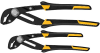 """Pushlock Plier 2 Pack 8"""" and 10"""" -- DWHT70486 -- View Larger Image"""