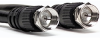 RG59 F PLUG CORD BLACK 12' -- 33-100-144 - Image