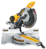 "12"" (305mm) Double-Bevel Sliding Compound Miter Saw -- DW718"