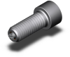 Headed Thrust Screw - Serrated Steel Ball - 3/8-16 X 1 in -- TSH-0231-S - Image