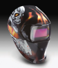 3M Speedglas 100 Welding Helmets with Variable Shade Filters - Aces High Helmet 100 > UOM - Each -- 07-0012-31AH - Image