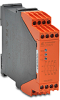 SAFETY RELAY, 110 VAC, 3 N.O.+1 N.C. CONTACT, 2-CHANNEL, E-STOP/GATE -- LG5925-48-61-110