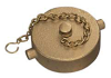 Brass Cap With Chain - Image