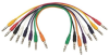 Straight Patch Cables (QTR-QTR, 8-pack) -- 58761
