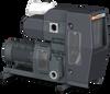 Once-Through Oil-Lubricated Rotary Vane Vacuum Pumps -- Huckepack