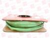3M FP301-1/4-GREEN-100FT ( 3M, FP301-1/4-GREEN-100FT, FP3011/4GREEN100FT, HEAT SHRINK TUBING, FLEXIBLE, POLYOLEFIN, SHRINK RATIO 2:1, 100FT SPOOL, (PRICE/SPOOL; SPOOL OF 100FT)HEAT SHRINK THIN WALL... -Image