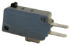 MICRO SWITCH V15 Series Standard Basic Switch, 16 A, pin plunger, 4,80 mm x 0,50 mm quick connect terminals, SPDT, 100 gf [0,98 N] -- V15H16-EZ100 -Image