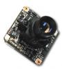 .001 LUX B/W, .1 LUX Color Board Camera PAL Ve..