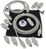 Emerge ETCABLEKIT6 Universal USB 2.0 Cable Kit - 6-ft -- ETCABLEKIT6