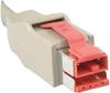 FCI - 74233-100LF - USB CONNECTOR, PLUG, 8POS, SOLDER -- 274700