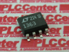 ANALOG DEVICES LT1363CS8PBF ( IC, OP-AMP, 70MHZ, 1000V/ US, SOIC-8; OP AMP TYPE:HIGH SPEED; NO. OF AMPLIFIERS:1; SLEW RATE:1000V/¦S; SUPPLY VOLTAGE RANGE:¦ 2.5V TO ¦ 15V; AMPLIFIER ) -Image