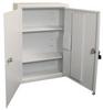 Narcotics Cabinet Large Double Door Double Lock -- NCL-D2L2 - Image