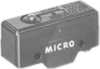 BE Series Standard Basic Switch, Single Pole Double Throw Circuitry, 25 A at 250 Vac, Pin Plunger Actuator, 3,89 N to 6,12 N [14.0 oz to 22.0 oz] Operating Force, Silver Contacts, Screw Termination, U -- BE-2R25-A4 -Image