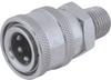 Coupler - Stainless Steel -- D10073