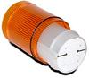 65mm amber Incandescent IP65 Eaton Cutler-Hammer stack Light module -- E26B9V4