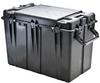 Pelican 0500 Transport Case with Foam - Black   SPECIAL PRICE IN CART -- PEL-0500-000-110 -Image