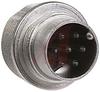 Connector, Circular; 7; 0.75; 5 A; 250 VAC; 10^13 Ohms; 2 pF (Approx.); -40 deg -- 70151621 - Image