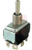 Switch, AC Rated, Toggle, DP, ON-ON, SCREW TerminalS, 15A@125V;10A@250V -- 70155733 - Image