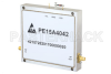 3 Watt P1dB, 2 GHz to 6 GHz, Medium Power Broadband Amplifier, 36 dB Gain, 6 dB NF, SMA -- PE15A4042 -Image
