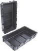 Pelican 1780 Transport Case - No Foam - Black   SPECIAL PRICE IN CART -- PEL-1780-001-110 -Image