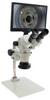 Microscope, Stereo Zoom (Trinocular) -- 243-26800B-373-3-ND -Image