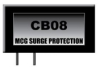 Circuit Surge Protection Devices -- CB08-20A/147VDC