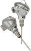 Industrial RTD, Probe Type with Connection Head -- 910/915 Series - Image