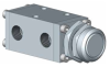 Button Guarded Operated Spring Return Spool Valves - Image