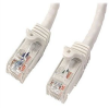 StarTech.com Snagless Cat6 UTP Patch Cable - ETL Verified - -- N6PATCH35WH