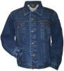 Flame Resistant Denim Jean Jacket -- WALLSFR-FRO37410J