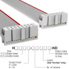 Rectangular Cable Assemblies -- H3CCH-1606G-ND -Image
