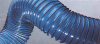 Ducting: PVC Blue
