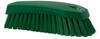 scrub brush w/stiff bristle green -- 61986