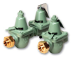 Pressure Valves -- Boiler Feed Valves
