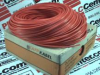 WIRE, H07V-K, RED, 1.5MM, 100M; REEL LENGTH (IMPERIAL) :328FT; REEL LENGTH (METRIC) :100M; CONDUCTOR AREA CSA:1.5MM2; JACKET COLOUR:RED; JACKET MATERI -- 4520041