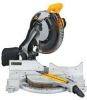 DEWALT 12 In. Single-Bevel Compound Miter Saw -- Model# DW715