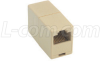 Modular Coupler, RJ45 (8x8), Cross Wired -- TDG1026-8R