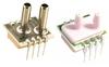 H2O Pressure Sensor With Compensated, Millivolt Output -- 1210 Sub PSI